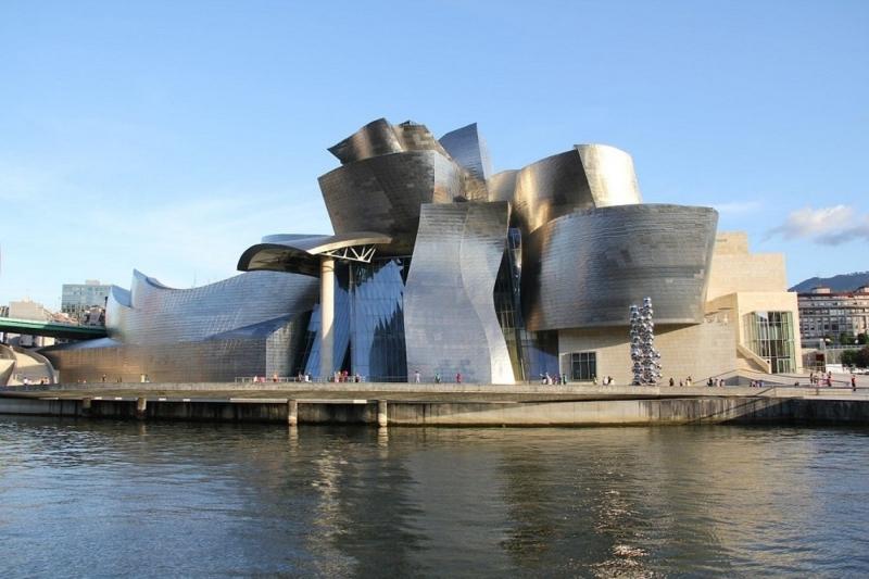 Muzeum Guggenheima w Hiszpanii