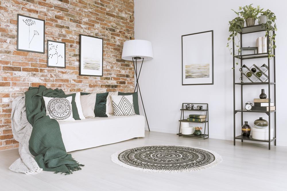 Jak dopasować dywan do salonu?