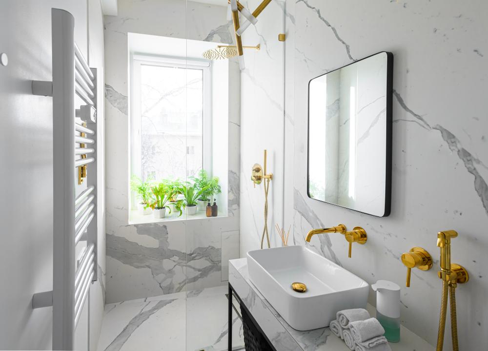 Jak dobrać odpowiednie płytki do łazienki? Podpowiadamy! Płytki ścienne, mozaika