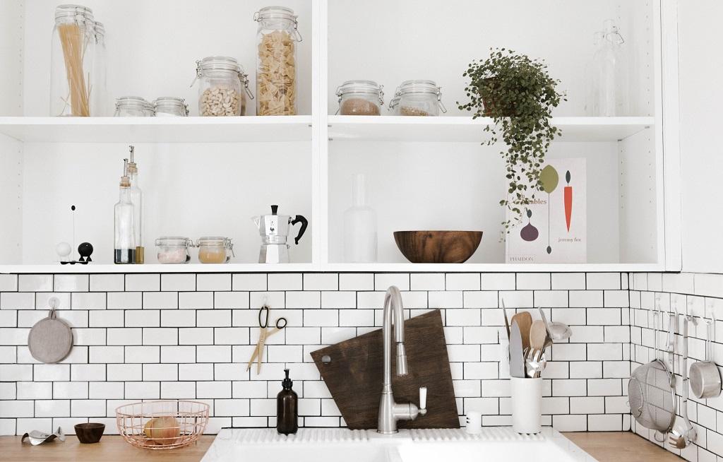 Otwarte Półki W Kuchni Kuchenny Trend 2018 Dommaniapl