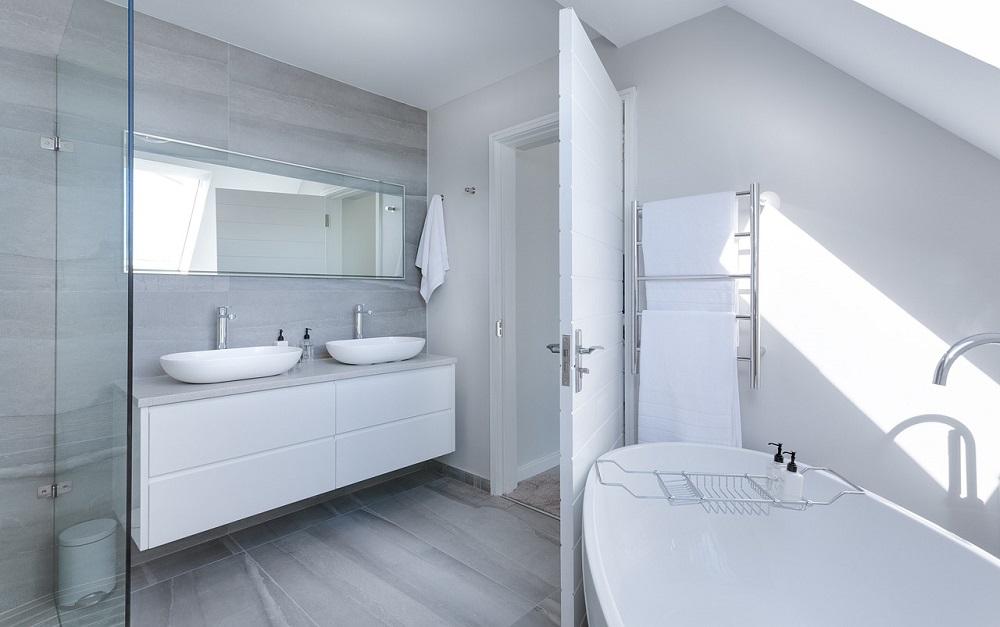 Jak Urządzić Nowoczesną Małą łazienkę Dommaniapl