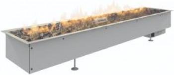 Planika Kominek Liniowy Gazowy Automatyczny Galio Insert