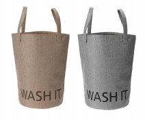 Duży worek na pranie, pojemnik na brudną bieliznę, torba na brudy