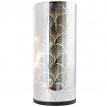 Ozdoba świąteczna lampka lampion latarenka  wazon świecznik LED 20 cm wz.1