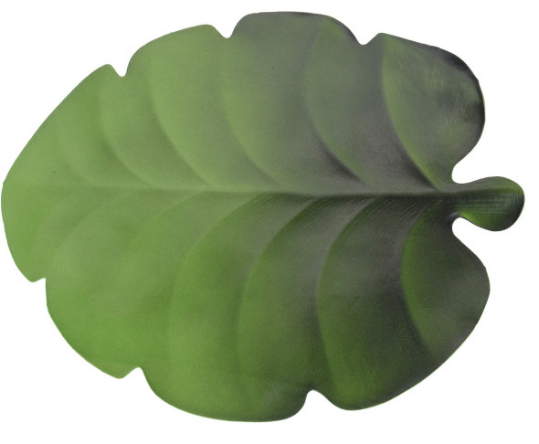 Podkładka dekoracyjna, mata na stół, stołowa w kształcie liścia