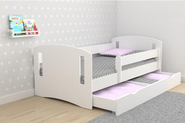 Łóżeczko Classic 2 białe