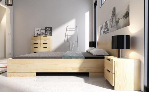 Łóżko SPECTRUM Maxi 160x200