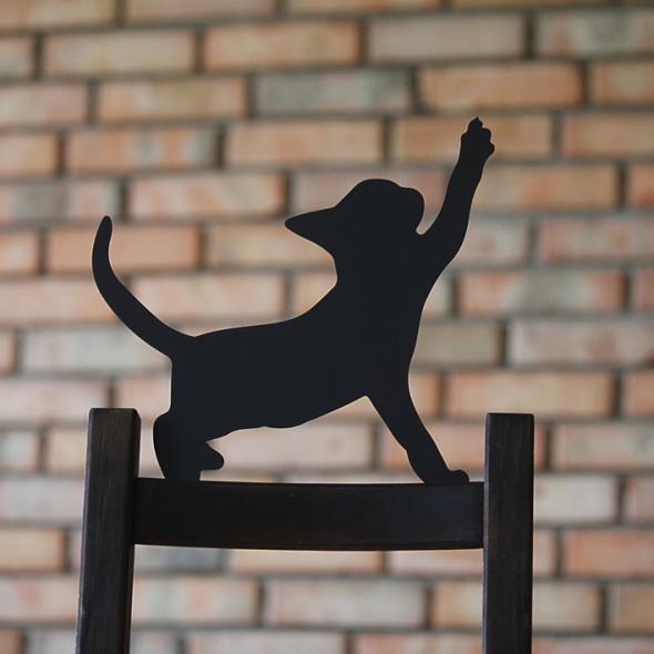 Figurka ogrodowego kota Kot Ciapek