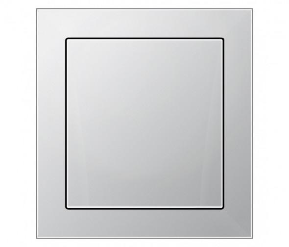 Gniazdo ssące Nova Slim 02 srebrne