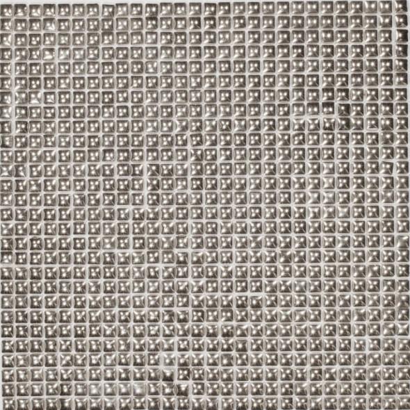 Mozaika gresowa silver 10x10