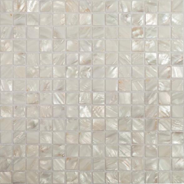 Mozaika masa perłowa sea shell light