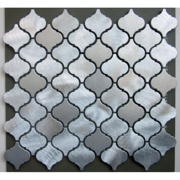 Mozaika metalowa baroc drops