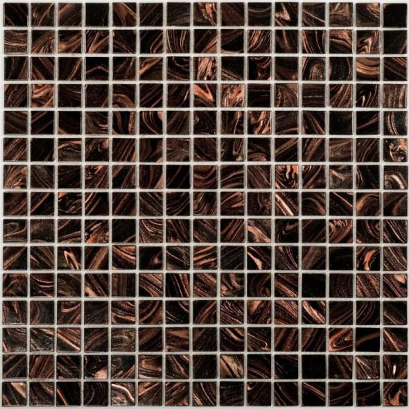 Mozaika szklana bisanzio dark
