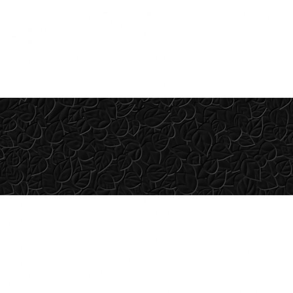Płytka ścienna ivy black matt