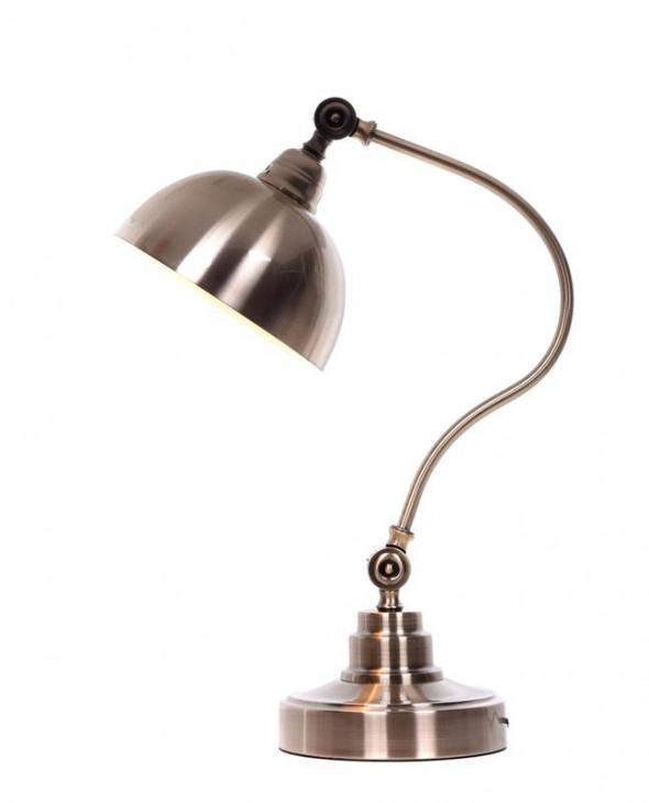 LAMPA STOŁOWA BIURKOWA MOSIĘŻNA PARMIO