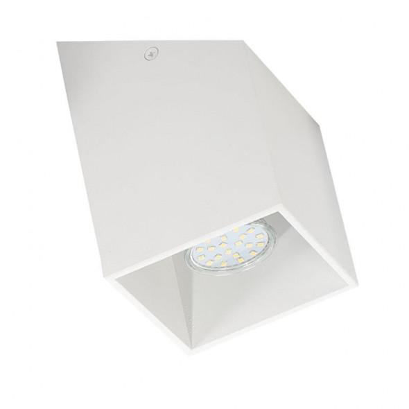 Plafon Rubik S biały
