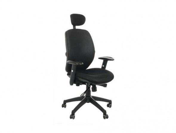 Fotel biurowy Sit Plus Spectrum HB czarny --- OFICJALNY SKLEP Sitplus