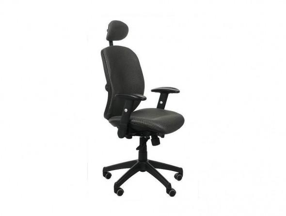Fotel biurowy Sit Plus Spectrum HB szary --- OFICJALNY SKLEP Sitplus