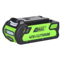 GreenWorks Akumulator litowo-jonowy G-MAX 2 Ah 40 V (29717) - EKSPOZYCJA !! KILKA RAZY UŻYTY NA POTRZEBY SKLEPOWE !! --- OFICJALNY SKLEP Greenworks Tools