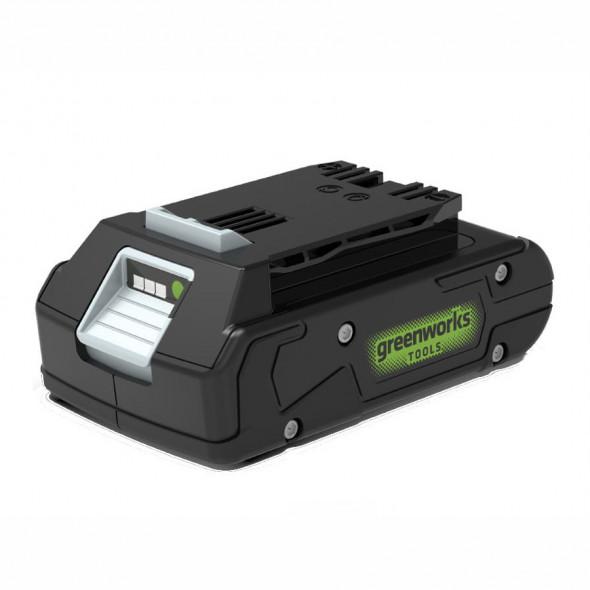 Greenworks Akumulator litowo-jonowy G24 2Ah 24V (2902707) --- OFICJALNY SKLEP Greenworks Tools