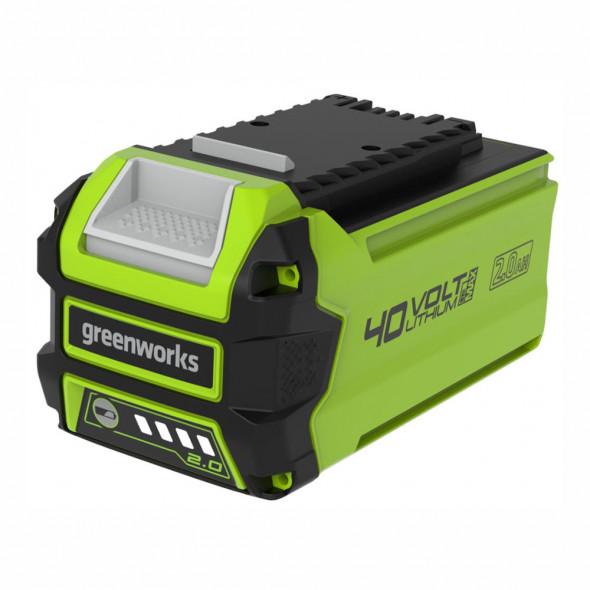 Greenworks Akumulator litowo-jonowy G40B2 2Ah 40V (GR 2926907) --- OFICJALNY SKLEP Greenworks Tools