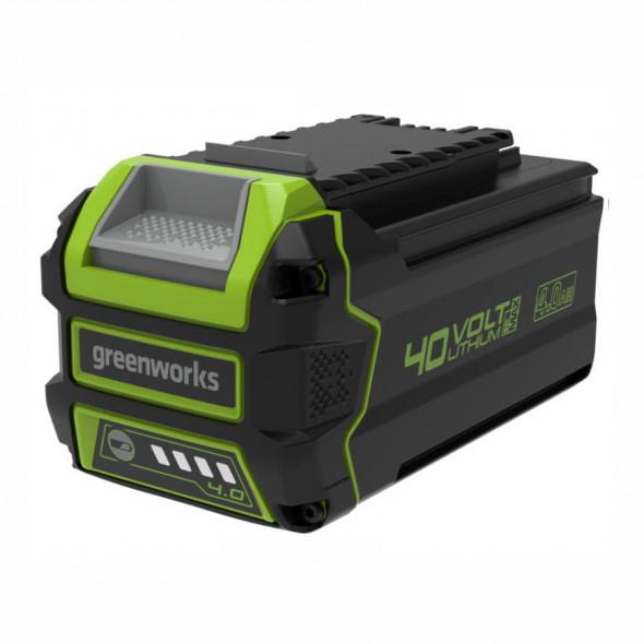 Greenworks Akumulator litowo-jonowy G40B4 4Ah 40V (GR 2927007) --- OFICJALNY SKLEP Greenworks Tools