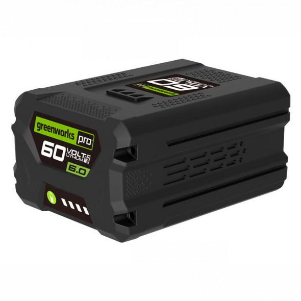 Greenworks Akumulator litowo-jonowy G60B6 6Ah 60V (GR 2924307) --- OFICJALNY SKLEP Greenworks Tools