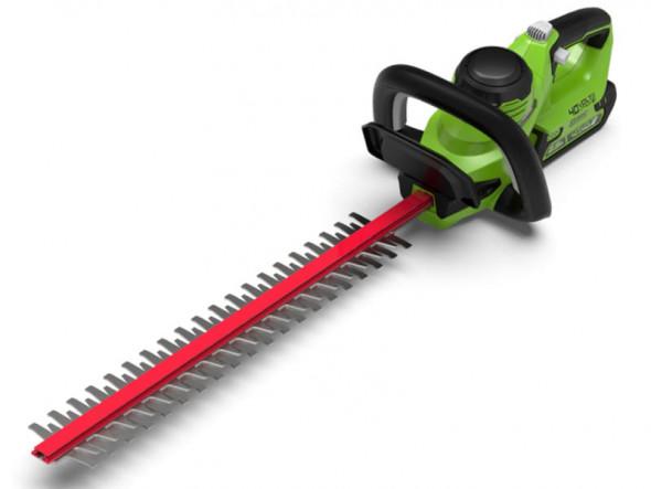 Greenworks Akumulatorowe Nożyce do żywopłotu 61 cm G40HT61 40V (GR 2200907) --- OFICJALNY SKLEP Greenworks Tools
