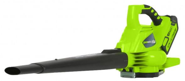 Greenworks Dmuchawa/Odkurzacz akumulatorowy DigiPro GD40BV 40V (GR 24227)  --- OFICJALNY SKLEP Greenworks Tools