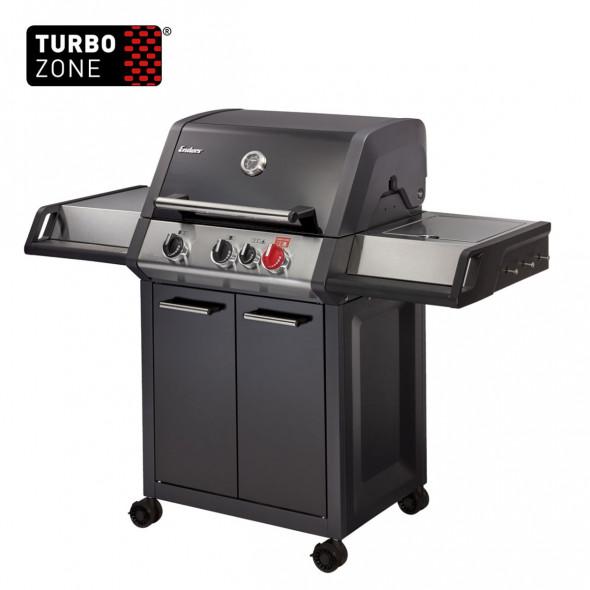 Grill gazowy Enders Monroe Black PRO 3K Turbo (83716) --- OFICJALNY SKLEP Enders