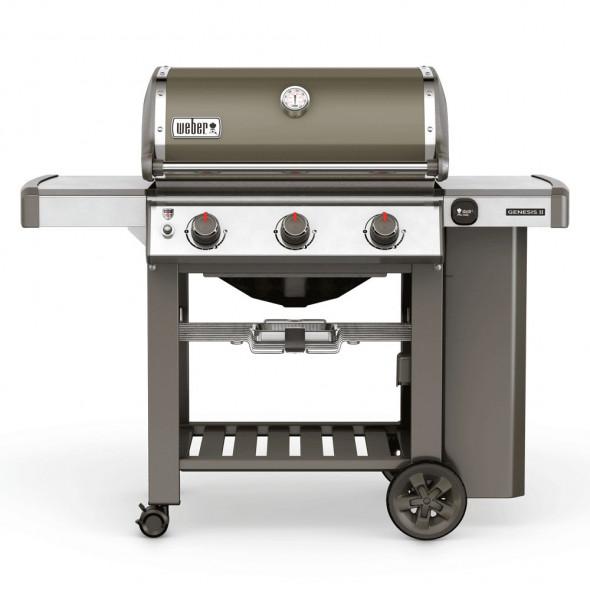 Grill gazowy Weber Genesis II E-310 Smokey Grey Edycja Limitowana (61051133)  --- CERTYFIKOWANY PARTNER Weber WORLD