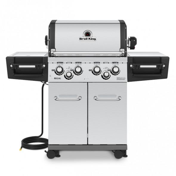 Grill na gaz ziemny Broil King Regal™ S 490 Pro (996346PL) --- OFICJALNY SKLEP Broil King