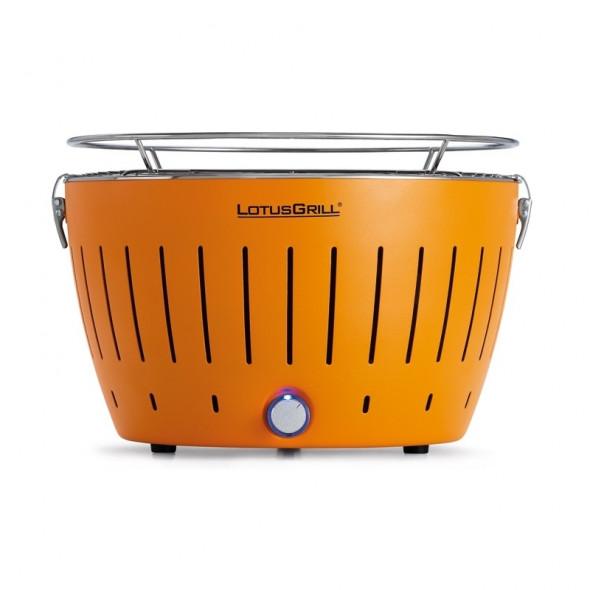 Grill węglowy LotusGrill Standard pomarańczowy --- OFICJALNY SKLEP LotusGrill