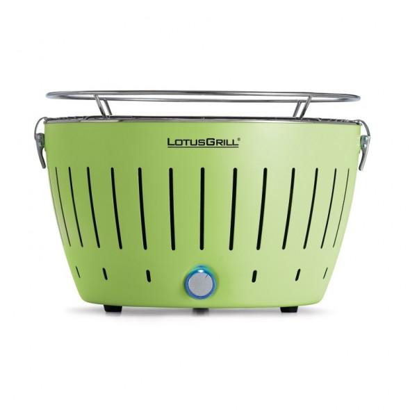 Grill węglowy LotusGrill Standard zielony --- OFICJALNY SKLEP LotusGrill