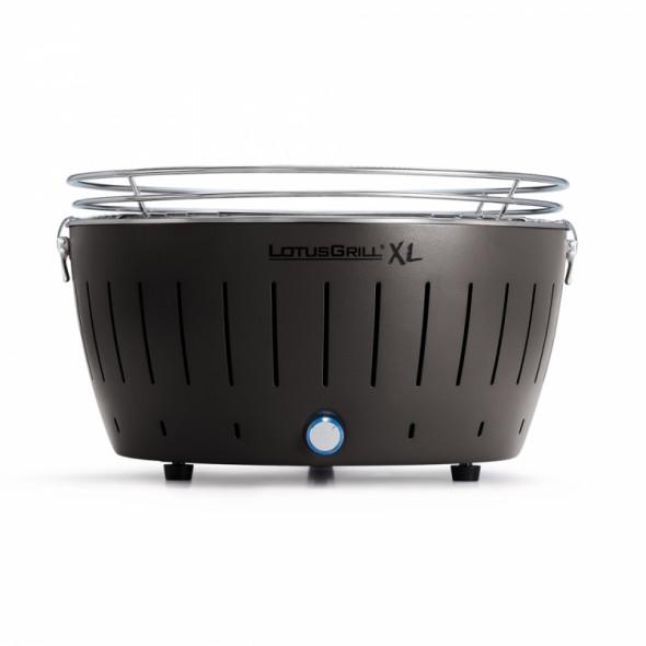 Grill węglowy LotusGrill XL szary --- OFICJALNY SKLEP LotusGrill