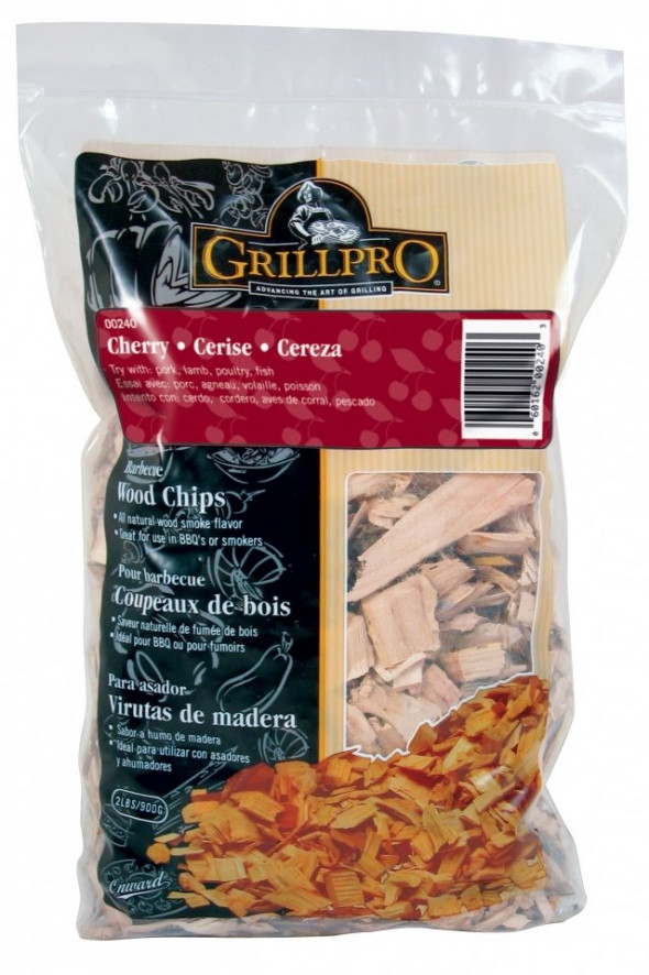 GrillPro: Wiórki do wędzenia Wiśniowe (00240) --- OFICJALNY SKLEP GrillPro