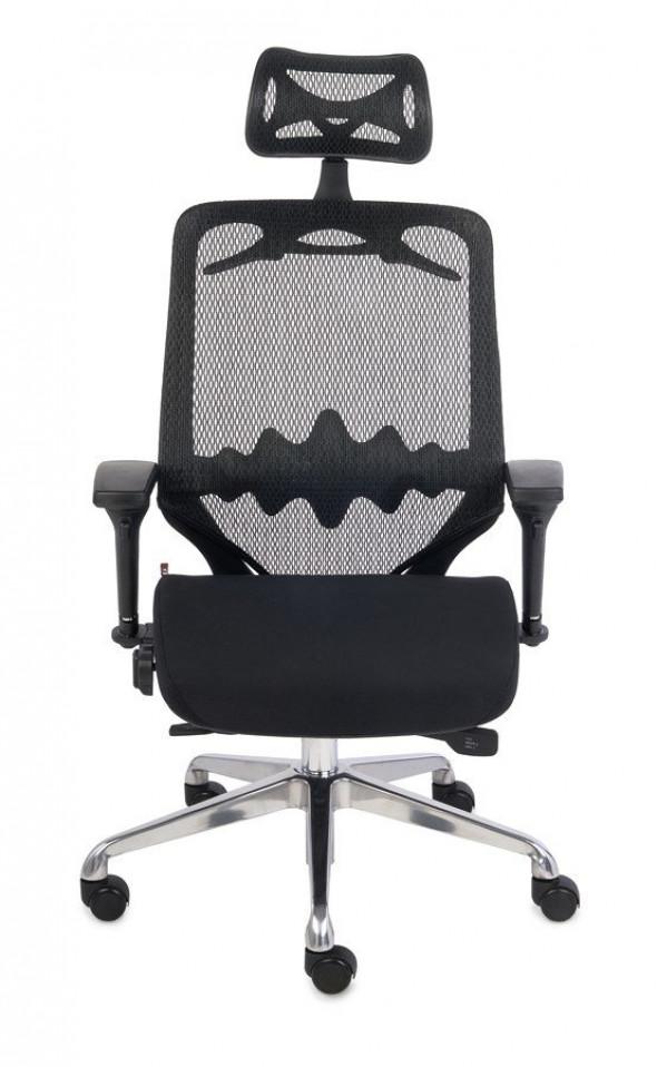 Grospol Fotel biurowy Futura 4 S czarny (TM01) --- OFICJALNY SKLEP Grospol