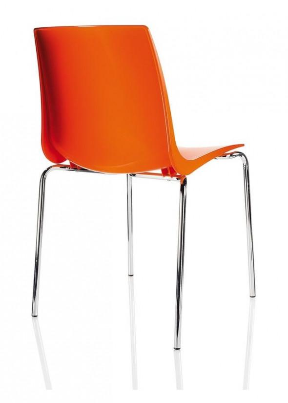 Krzesło Grospol Ari pomarańczowy --- OFICJALNY SKLEP Grospol