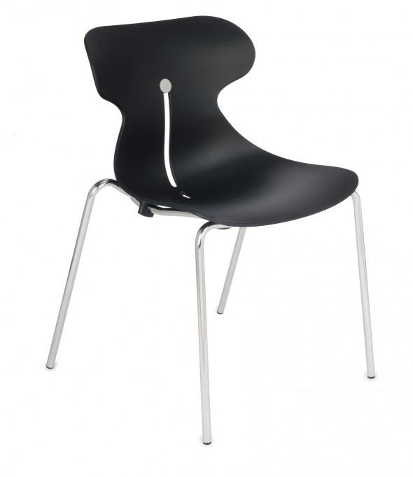Krzesło Grospol MARIQUITA czarny --- OFICJALNY SKLEP Grospol