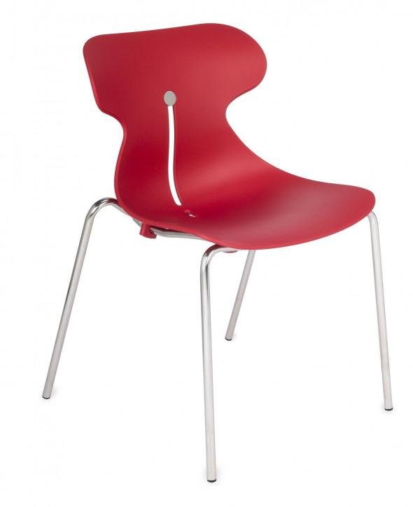 Krzesło Grospol MARIQUITA czerwony --- OFICJALNY SKLEP Grospol