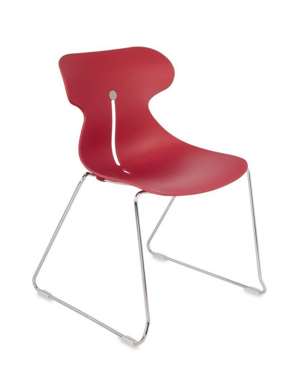 Krzesło Grospol MARIQUITA P czerwony --- OFICJALNY SKLEP Grospol