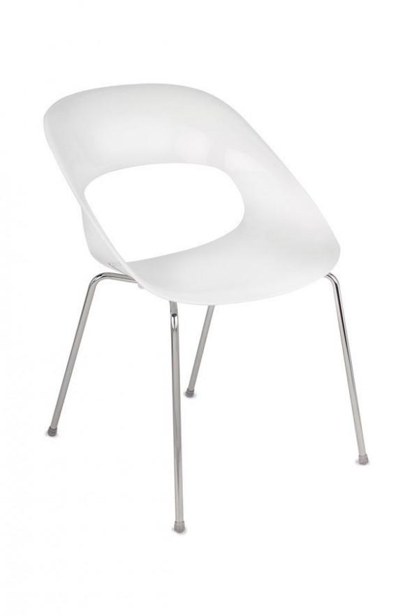 Krzesło Grospol TRIBECA biały --- OFICJALNY SKLEP Grospol
