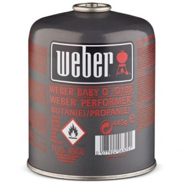 Nabój gazowy 445 gramów Weber (17514) --- CERTYFIKOWANY PARTNER Weber WORLD