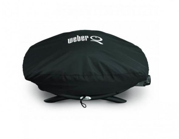 Pokrowiec na grille Weber seria Q 2000 Premium (7118) --- CERTYFIKOWANY PARTNER Weber WORLD