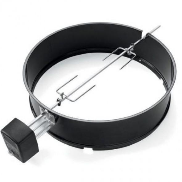 Rożen elektryczny do grilli węglowych 57 cm Weber (7494) --- CERTYFIKOWANY PARTNER Weber WORLD