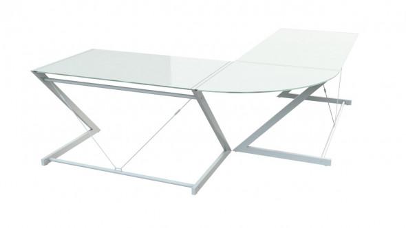 UNIQUE DD Z-Line Corner narożnik do biurka biały --- OFICJALNY SKLEP Unique