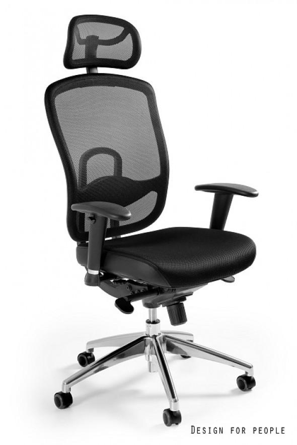 UNIQUE Fotel biurowy VIP (W-80) różne kolory --- OFICJALNY SKLEP Unique