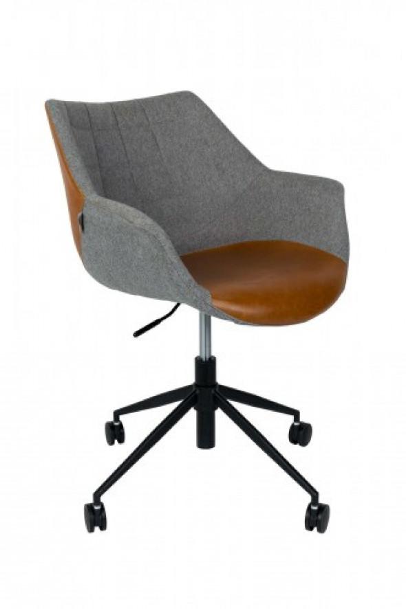 Krzesło biurowe Doulton Vintage Zuiver
