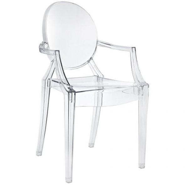 Krzesło DUCH - inspiracja proj. Louis Ghost
