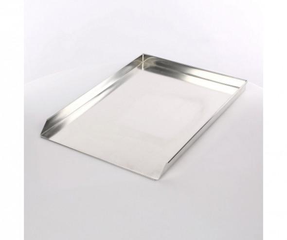 Blacha / forma do pieczenia ciasta i pizzy otwarta SNB 43x29x2,5 cm